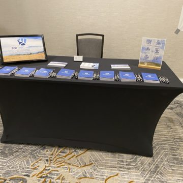 EES Attends ERBA Conference in DC